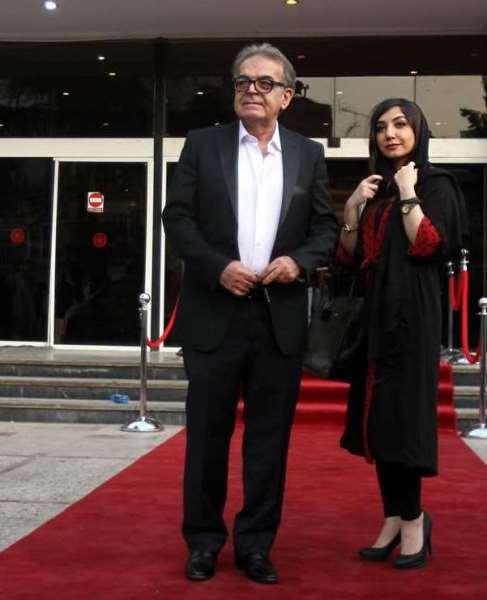 حمید لولایی و دخترش