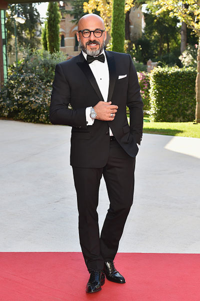 عکس امیر آقایی در فرش قرمز جشنواره ونیز