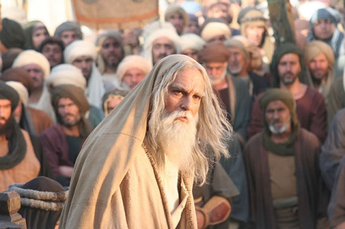 ابوطالب در فیلم محمد رسول الله