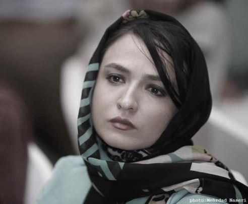 عکس گلاره عباسی در رونمایی از آلبوم دارکوب