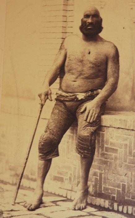 حاج ابراهیم یزدی پس از بازنشستگی