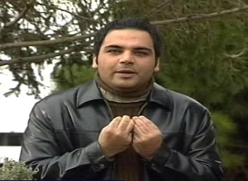 احسان علیخانی در اولین سال های فعالیت