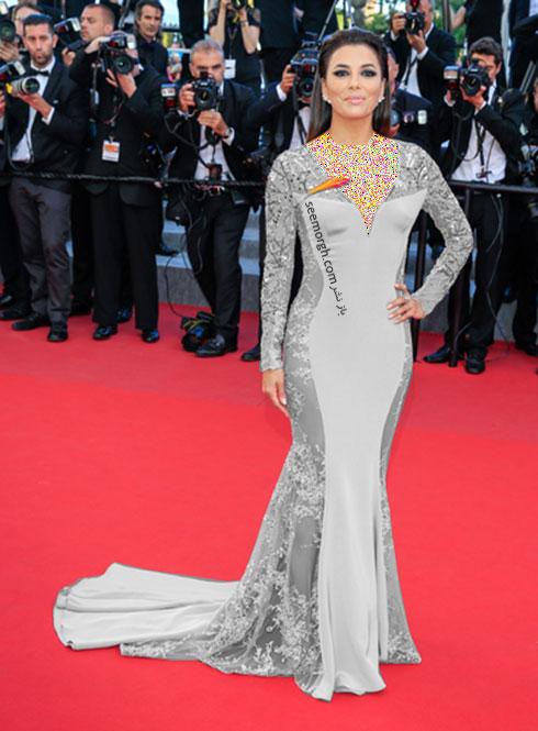 Eva Longoria بدترین لباس در جشنواره کن 2015