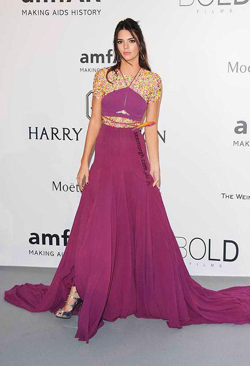 Kendall Jenner بهترین مدل لباس در جشنواره کن 2015
