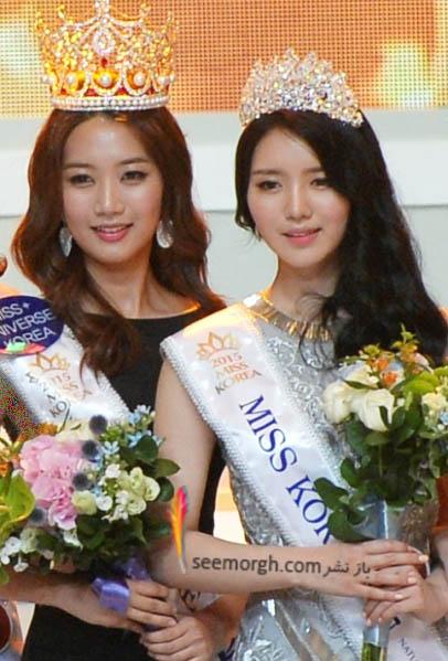 لی مین جی و کیم جونگ جین, نفرات اول و دوم مسابقه ملکه زیبایی