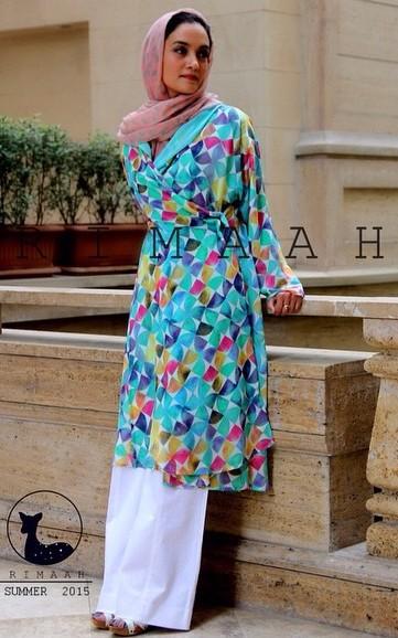 میترا حجار مدل تبلیغاتی ریماه