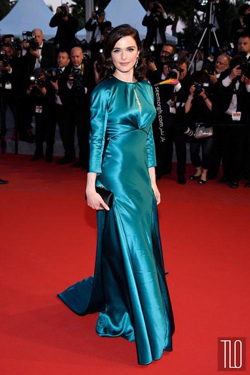 Rachel Weisz بهترین مدل لباس در جشنواره کن 2015