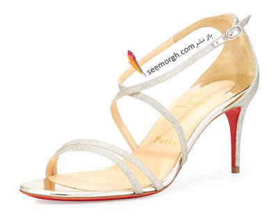 کفش عروس از برند لویی ویتون Christian Louboutin برای تابستان 2015