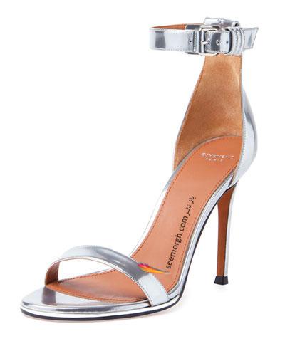 کفش عروس ساده از برند جیوانچی Givenchy برای تابستان 2015