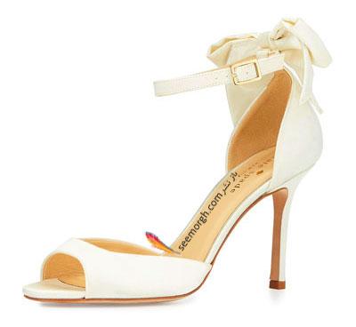 کفش عروس از خانه مد آمریکایی kate spade new york برای تابستان 2015