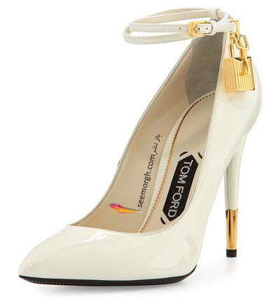 مدل کفش عروس با مارک معروف