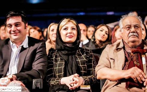 عکس نیوشا ضیغمی و همسرش در کنسرت علی زندوکیلی 1