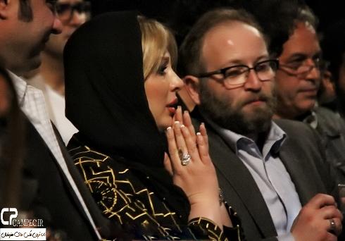 عکس نیوشا ضیغمی و همسرش در کنسرت علی زندوکیلی 5