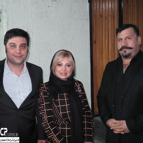 عکس نیوشا ضیغمی و همسرش در کنسرت علی زندوکیلی 8