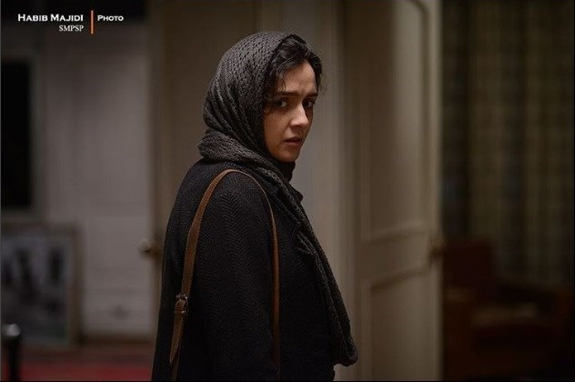 عکس جدید ترانه علیدوستی و شهاب حسینی در فیلم اصغر فرهادی