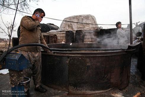 تولید لوازم آرایشی با آشغال مرغ