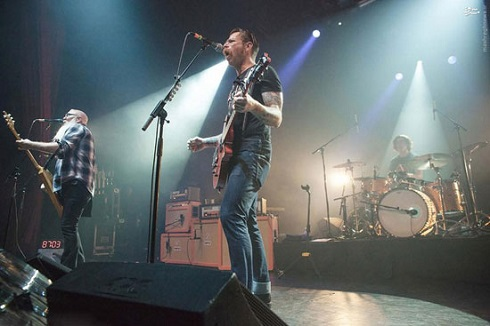 حادثه تروریستی در کنسرت پاریس