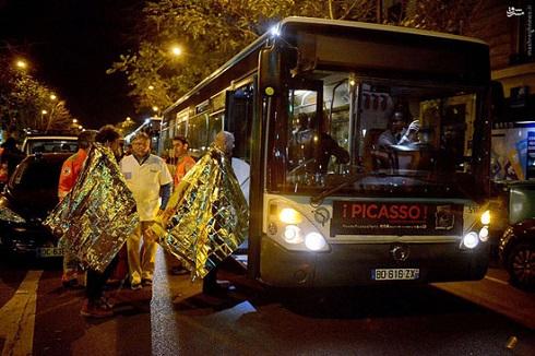 حادثه تروریستی پاریس