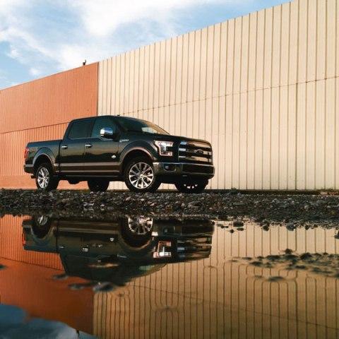 ماشین Ford F-150 3.5 liter Ecoboost V6