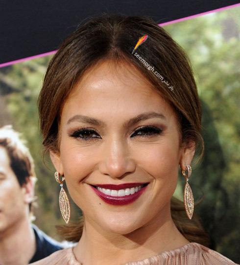 گوشواره طرح اشک جنیفر لوپز Jennifer Lopez
