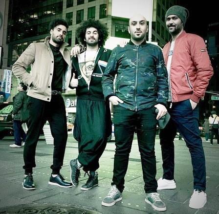 گروه بروبکس و گامنو در نیویورک!