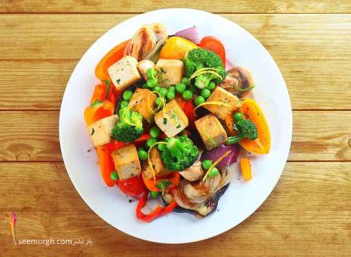 توصیه به خوردن غذاهای ارگانیک