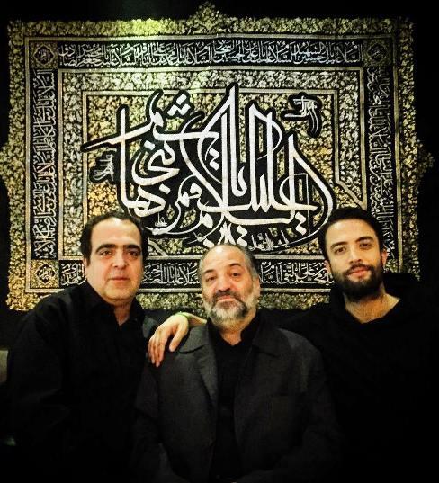 بنیامین , نریمان پناهی و فرید احمدی