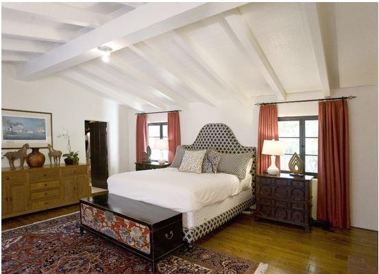 فرش هایی هماهنگ با کفپوش های فضای داخلی خانه