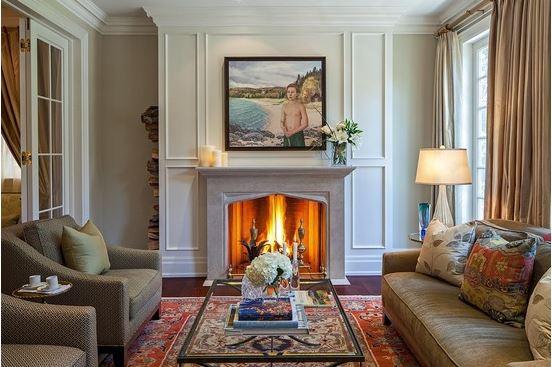 فرش هایی با رنگ روشن در دکوراسیون داخلی منزل