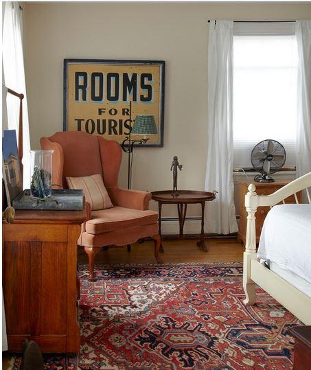 انتخاب محل مناسب برای فرش های ایرانی
