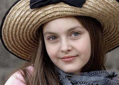 عکس کلودیا دختر 15 ساله
