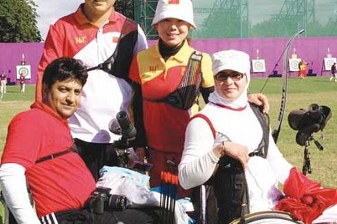 زهرا نعمتی و رهام شهابیپور