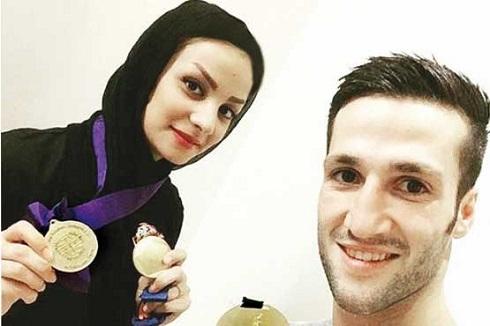 محسن محمد سیفی و مهسا جاور
