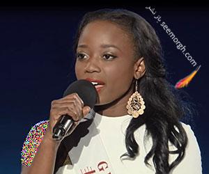 دختر شایسته گویان برنده استعداد برنامه Miss World 2015