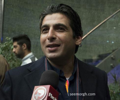 """حمید گودرزی در اکران خصوصی """"چهارشنبه 19 اردیبهشت"""""""