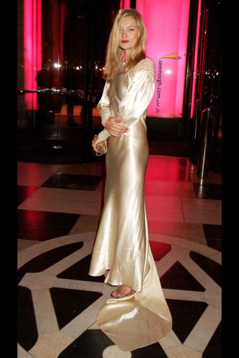 مدل لباس کیت موس Kate Moss - سال 2007