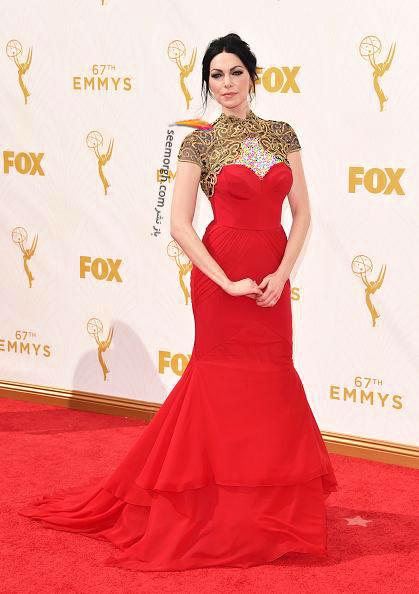 مدل لباس هنرمندان هالیوودی در جشنواره جوایز امی 2015