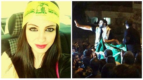 توئیت عجیب دختر لبنانی برای پسر ایرانی