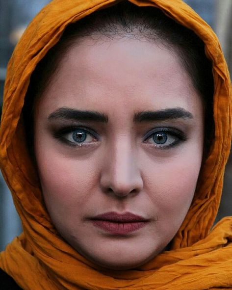 چهره متفاوت نرگس محمدی