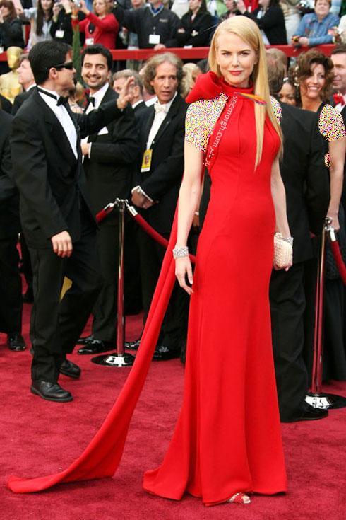 مدل لباس نیکول کیدمن Nicole Kidman - سال 2007