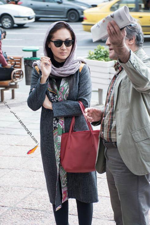 نیکی کریمی در سینما آزادی -7