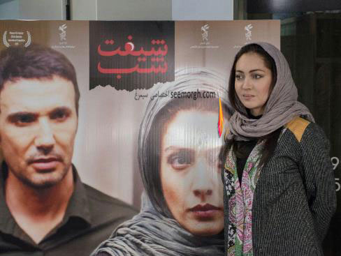 نیکی کریمی در سینما آزادی -4
