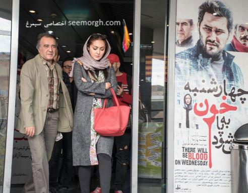 نیکی کریمی در سینما آزادی -9