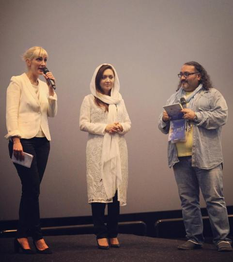 نیکی کریمی در جشنواره فیلم دوبی