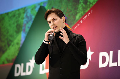 بیوگرافی پاول دوروف Pavel Valeryevich Durov