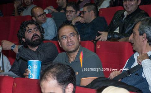 """رامبد جوان در اکران مردمی فیلم """"ارغوان"""" -12"""