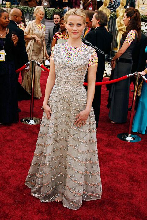 مدل لباس ریس ویترسپون Reese Witherspoon - سال 2006