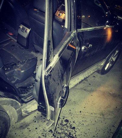 سرقت از اتومبیل رضا رشیدپور