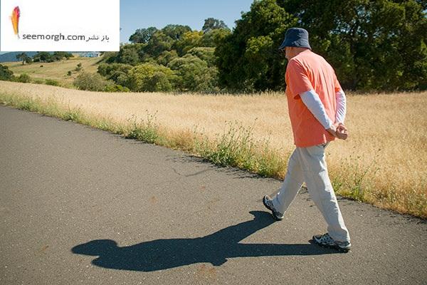 پیاده روی فعالیتی سلامت بخش
