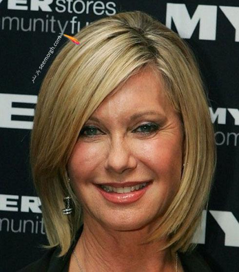 بهترین مدل مو بهاری برای خانم های بالای 40 سال - مدل مو شماره 2